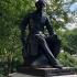 Statue of John Stuart Mill image