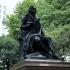 Statue of Robert (Rabbie) Burns image