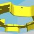 Canopy for hexa with Thunder S550 frame V2.0 ( only 125gr) image
