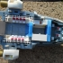 Space shuttle Alpha print image