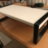 IKEA Hack ALGOT Monitor Stand image