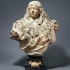 Bust of Grand Prince of Tuscany image