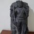 Statue of Kala Bhairava image