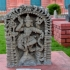 Relief of Nataraja image