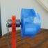 Radial Fan Impeller / Radialventilator Laufrad - 125RL-6X image