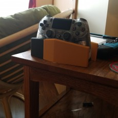 Picture of print of Controller Stand (PS4 Dualshock) This print has been uploaded by philip stelter
