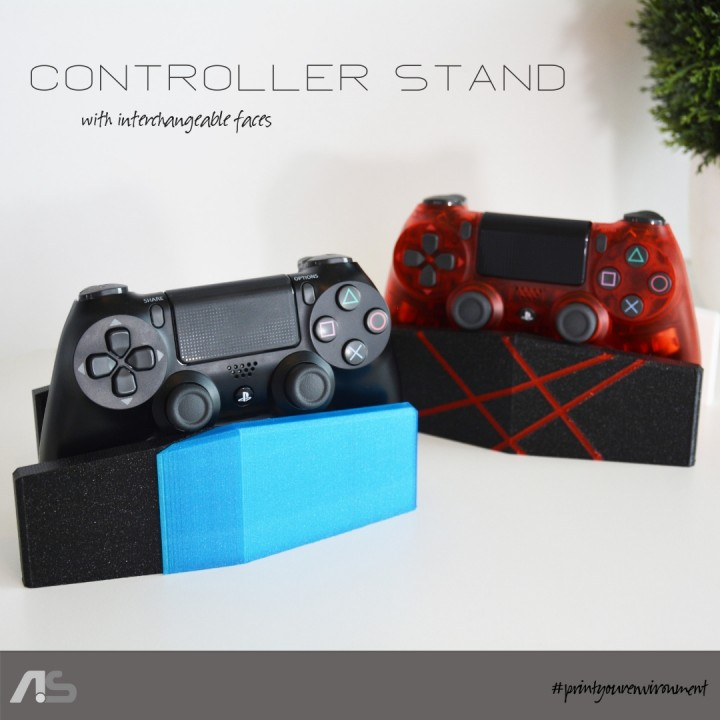 Controller Stand (PS4 Dualshock)