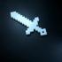 Sword keychain image