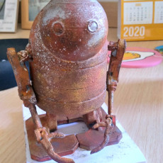 Picture of print of Machine Stubby (Nier Automata)