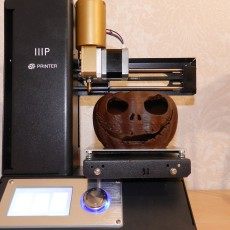 Picture of print of Jack Skellington Pumpkin