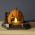Evil Pumpkin Statue image