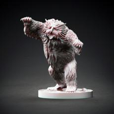 Owl beast miniature