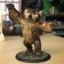 Owlbear - D&D miniature image