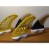 Twin Surf Fins honeycomb (FCS) image