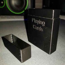 Picture of print of Playing Card Holder