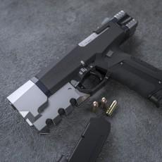 Federated Arms 'Vindicator' pistol, Cyberpunk 2077