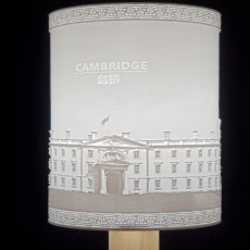 Cambridge 3D Lampshade
