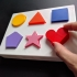 Shapes Puzzle Toy for Toddlers primary image