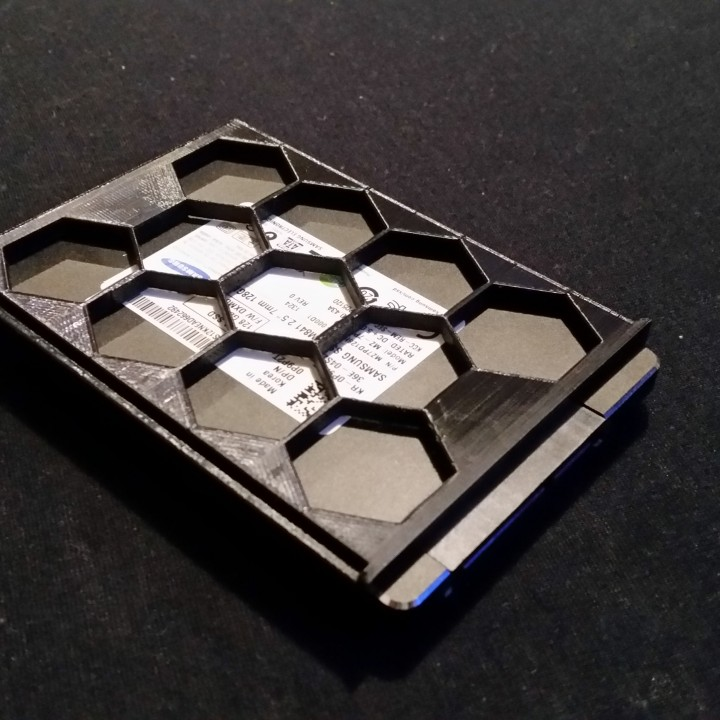 SSD stackable sleeve