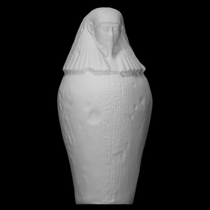 Statuette of the god Ptah-Sokar-Osiris