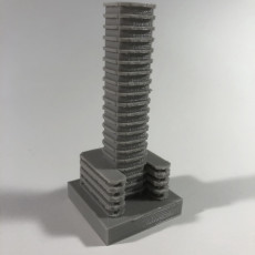 Picture of print of Skyscraper 1