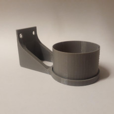 Picture of print of Wall mount flower pot