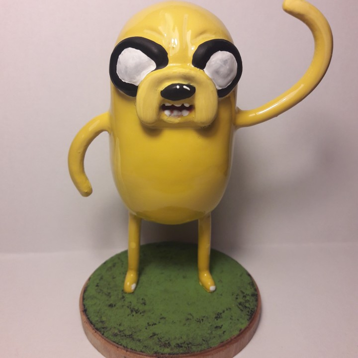 Jake the dog (Adventure Time)