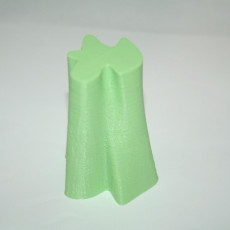 Picture of print of Spline Vase