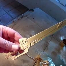 Mobile Legends Argus sword