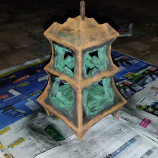 Picture of print of Thresh Lamp