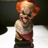 Pennywise bust print image