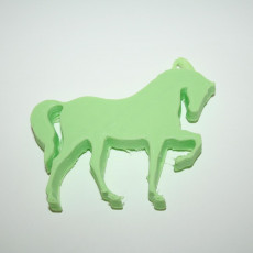 Picture of print of Keychain : Horse This print has been uploaded by Rahul Gupta