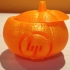 Customizable Jack O'Lantern (Tea Candle) image