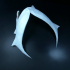 Delta helmet from Saint Seiya Asgard Saga print image