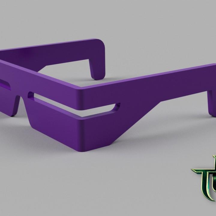 Bebop TMNT shades
