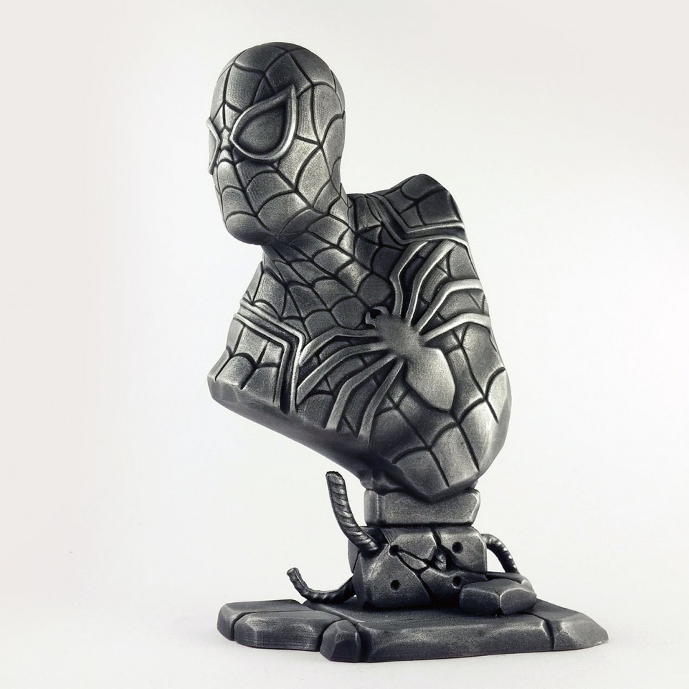 1000x1000 spider man bust 1 thumb