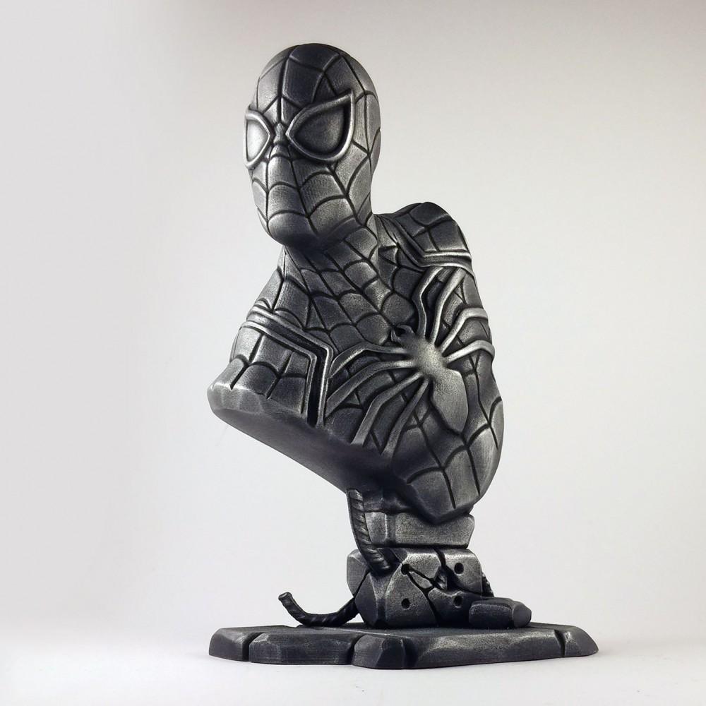 1000x1000 spider man bust 2