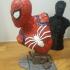 Spider-Man bust print image