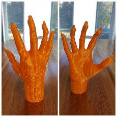 Picture of print of Zombie hand This print has been uploaded by Kevin Hurteau