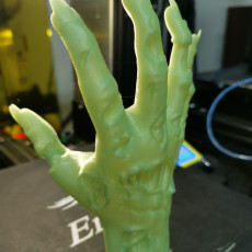 Picture of print of Zombie hand This print has been uploaded by Anton