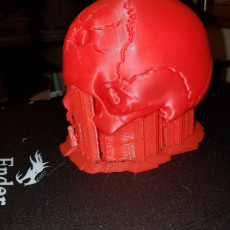 Picture of print of Vampire Skull This print has been uploaded by Scott Brown