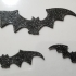 Halloween Bats Silhouette image
