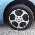 "Nissan Leaf alloy rim aero inserts (""Leaf Petals"") image"