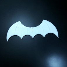 Picture of print of batman injustice batarang This print has been uploaded by Li WEI Bing