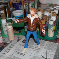 Picture of print of Rick Grimes Action Figure Esta impresión fue cargada por William J Hatten