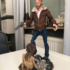 Picture of print of Rick Grimes Action Figure