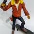 Rick Grimes Action Figure print image
