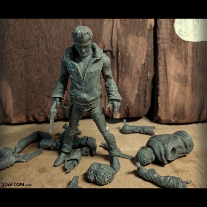 Rick Grimes Action Figure