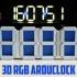 3D RGB ARDUCLOCK image