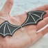 Bat Wings Necklace image